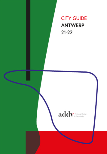 Antwerp City Guide 21-22